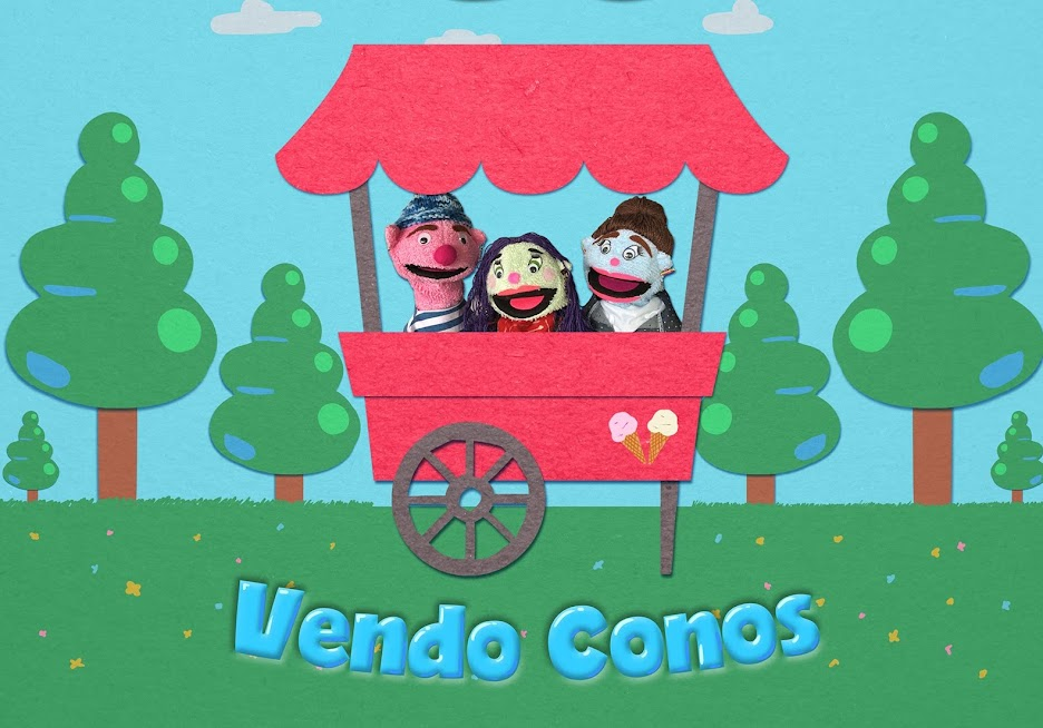 """Imagen ¡HOY ESTRENAMOS NUESTRA CANCIÓN """"VENDO CONOS""""!"""