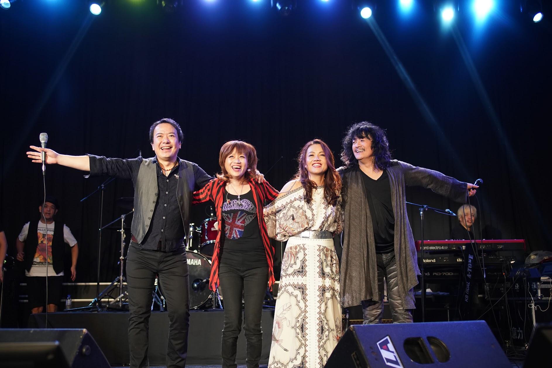 【迷迷歌單】《MOJOST ANISONG FES IN TAIWAN》 「田村直美 x 宮崎 歩 x 松澤由美 90s Treasure Live」