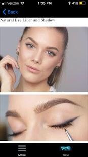 How to make Natural Make up - náhled
