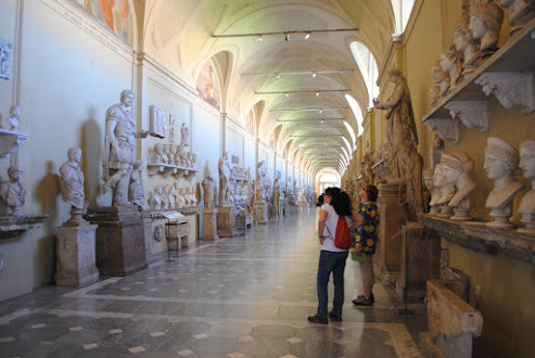 Hall of Statues and Busts