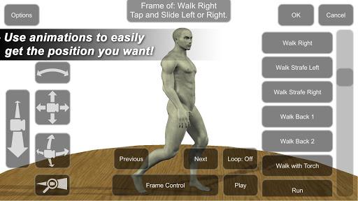 Male Mannequin 1.0 screenshots 4