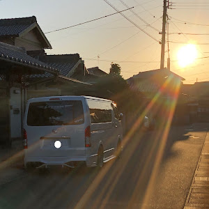 ハイエース  5型 S-GL改 のカスタム事例画像 波平【R-STYLE】さんの2020年01月13日08:55の投稿