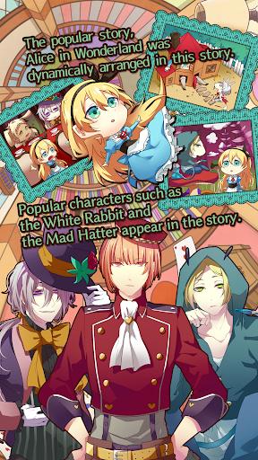 Code Triche Alice and a Cat in Wonderland apk mod screenshots 2