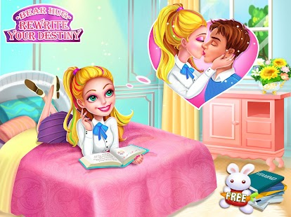 Secret Love Diary! Story Games- screenshot thumbnail