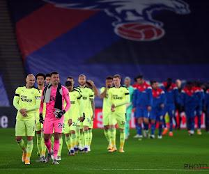 Premier League : Avec Batshuayi mais aussi Benteke, Crystal Palace tombe face à Newcastle