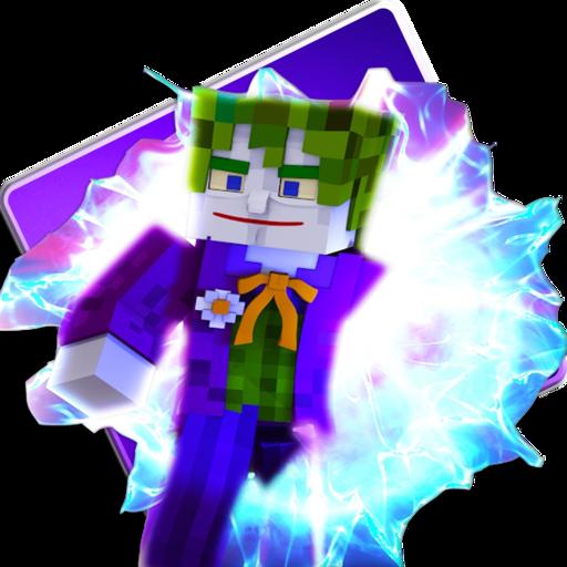 App Insights Joker Skins For Minecraft Apptopia - Skins para minecraft pe joker