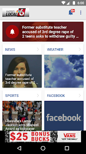 WPSD Local 6- screenshot thumbnail