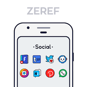Zeref Icon Pack 0.0.1 Unreleased (Patched)