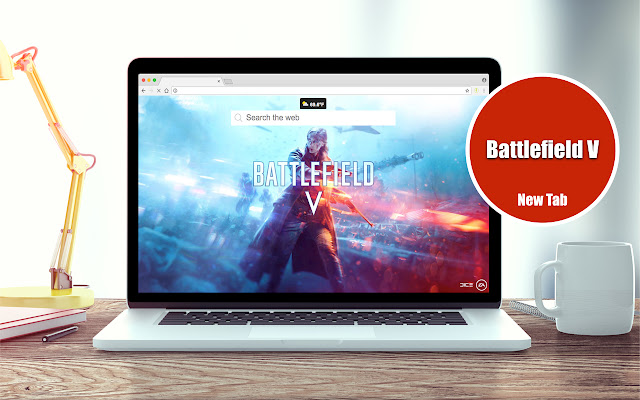 Battlefield 5 Wallpapers New Tab Theme