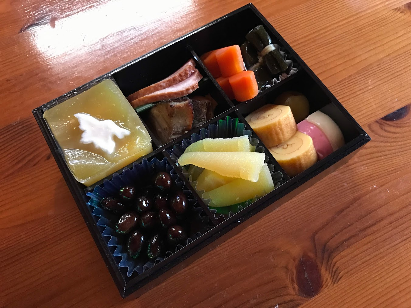 Minokichi Dishes for the New Year's Day