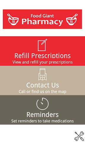 android Food Giant Pharmacy Screenshot 0