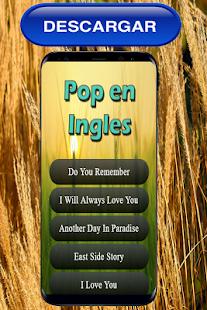 Musica Pop En Ingles - náhled