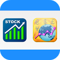 World Stocks & Currency icon