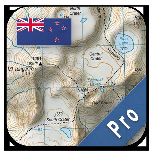 New Zealand Topo Maps Pro - Apps on Google Play