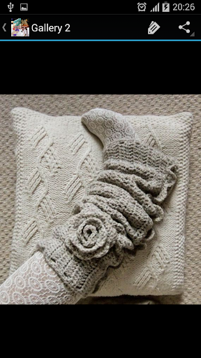 Crochet Pattern Leg Warmers