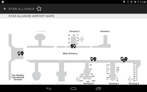 Star Alliance Navigator- screenshot thumbnail