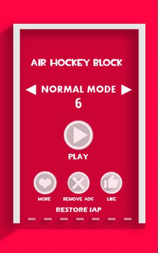 Air Hockey Block