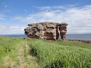 Photo: Buddo Rock (before St Andrews)