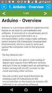 Learn Arduino- screenshot thumbnail