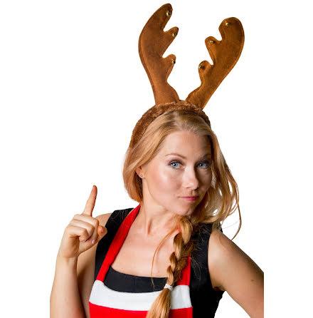 Rudolf diadem m bjällror