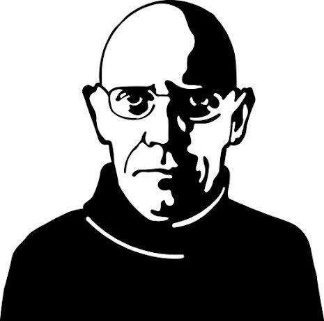 Bokstöd Michel Foucault