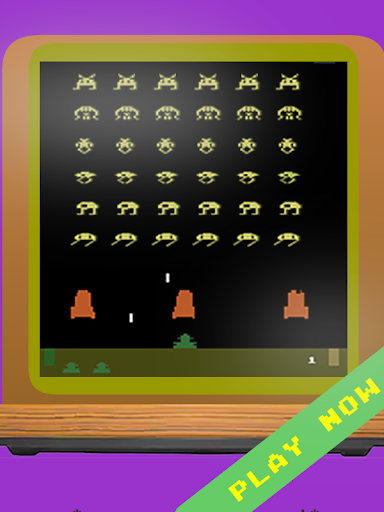 Classic Invaders screenshot 3