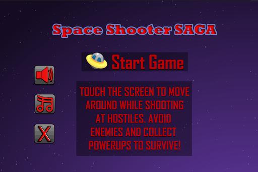 Space Shooter SAGA Free