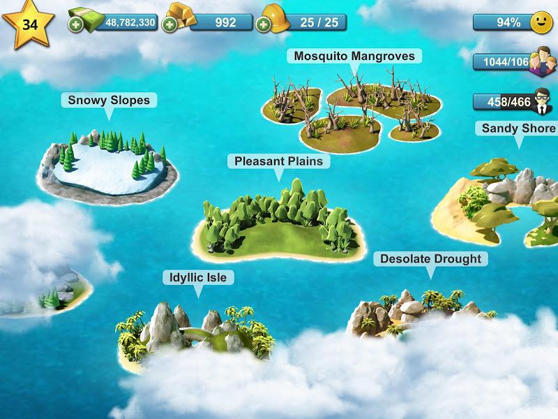 City Island 4- Simulation Town: Expand the Skyline Screenshot 13