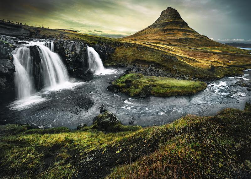 waterfall di bi