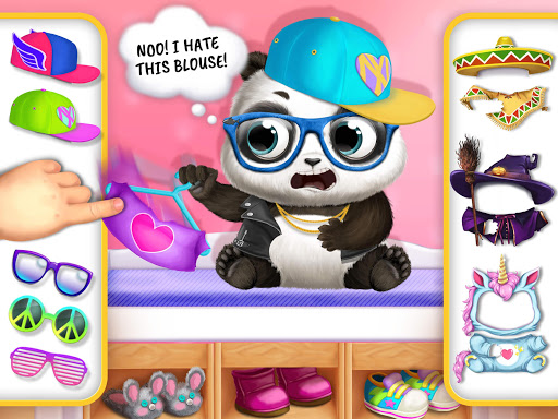 Panda Lu Baby Bear World - New Pet Care Adventure 1.0.71 screenshots 22