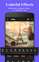 VideoShow-Video Editor, Video Maker, Beauty Camera APK screenshot thumbnail 8
