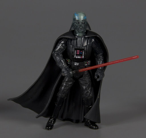 Action figure:Star Wars Power of the Jedi: Darth Vader - Emperor's Wrath
