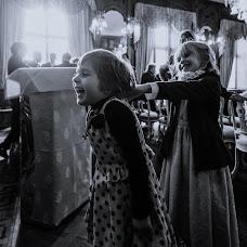 Huwelijksfotograaf Dmitrij Tiessen (tiessen). Foto van 31.05.2017