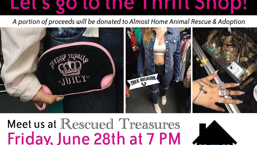 Rescued Treasures High End Thrift & Consignment - Thrift Store in