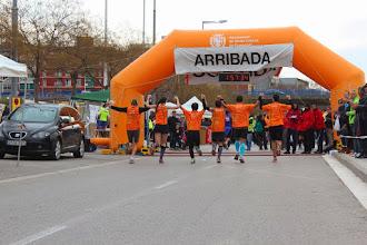 Photo: 2ª Mitja Marató Colomenca 9/2/14