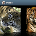 Tiger Jigsaw Puzzle icon