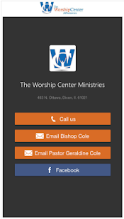 The Worship Center Ministries - náhled