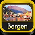 Bergen Offline Map Guide icon