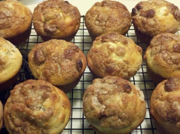 Becky's Cream Cheese Muffins Recipe