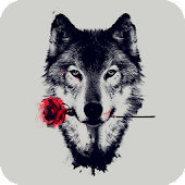 Wolf Pack 2 HD Live Wallpaper