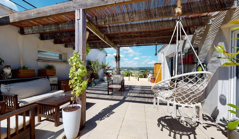 Appartement avec terrasse Fresnes