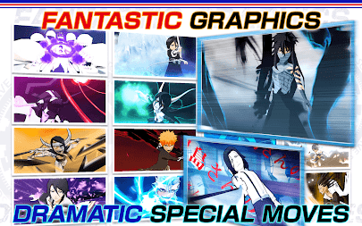 BLEACH Brave Souls APK screenshot thumbnail 15