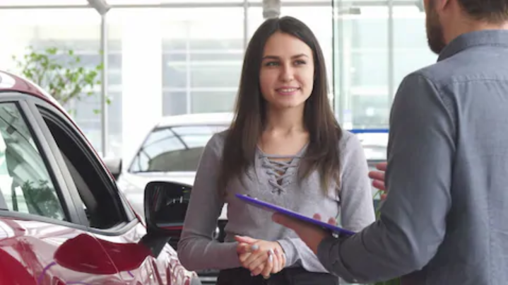 How to negotiate when trading in a car. Source: ShutterStock