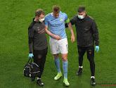 Drama voor De Bruyne: Rode Duivel geblesseerd van het veld en Champions League gaat naar Chelsea