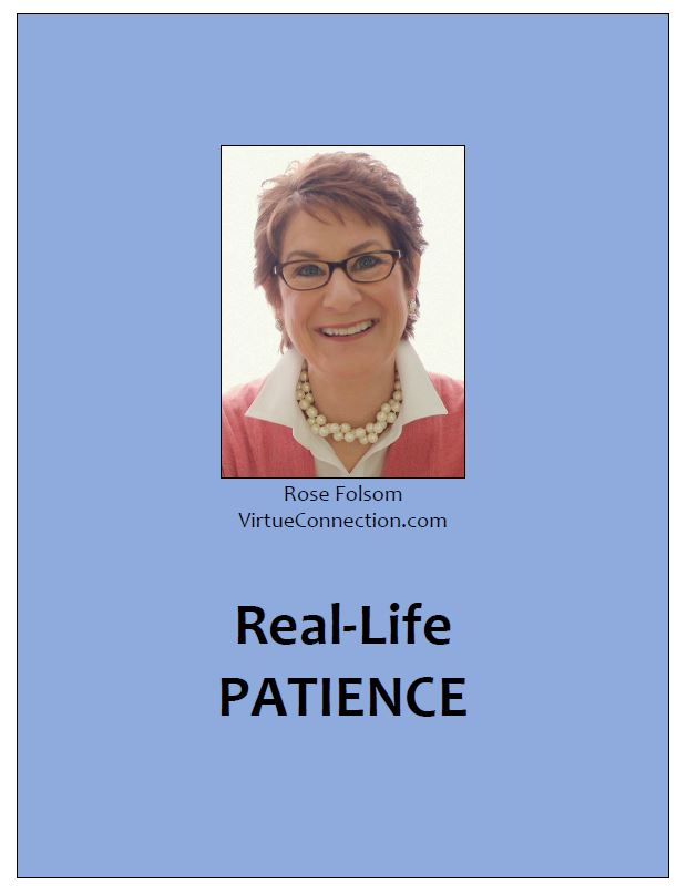 Real-Life Patience book cover