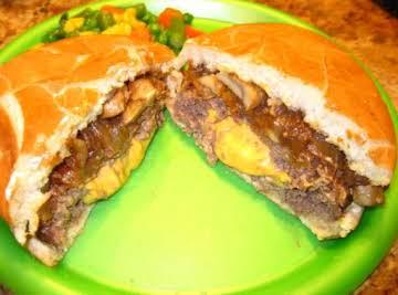 Juicy Cheesy Burgers
