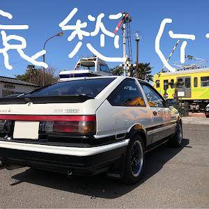 スプリンタートレノ AE86 GT-V 1985年式  2.5型のカスタム事例画像 ケイAE86さんの2020年02月24日10:32の投稿