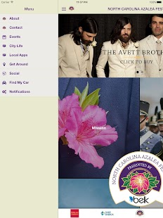 North Carolina Azalea Festival- screenshot thumbnail