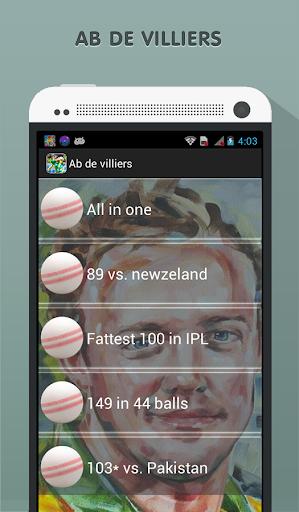 Best of AB de Villiers