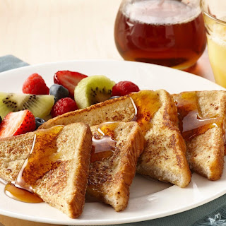 Quick and Easy French Toast.